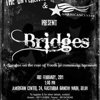 A Dialogue On The Role Of Youth In Communal Harmony [EVENT]