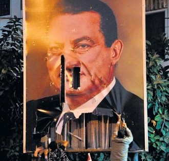 BREAKING: HOSNI MUBARAK RESIGNS
