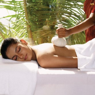 Invigorating Spa Treatment- De-stressing The Stress!