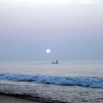 Puri Coast Being Engulfed By The Bay Of Bengal; Authorities Oblivious