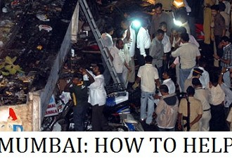 How To Offer Help To Mumbai Attack Victims