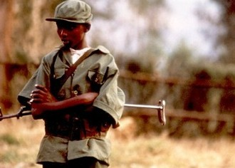 Institutionalized Child Abuse: The Use Of Child Soldiers