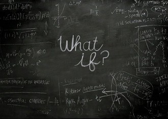 "Cut Down The ""What If…"", Make An Effort, Choose The Right Things"