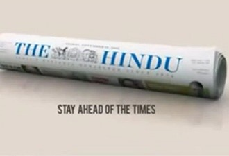 The Hindu Takes On Times Of India With Intelligent Advertising
