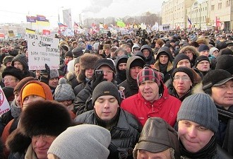 Russian Elections 2012: Another Reason to Protest