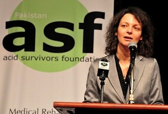 Interview with Valerie Khan Yusufzai, Chairperson of Acid Survivors Foundation-Pakistan