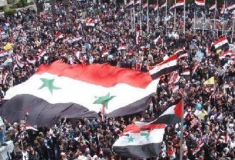 Global March for Syria: The Pro-Assad Syria Speaks