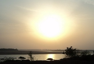 PIC OF THE WEEK: Beautiful Sunset On River Godavari