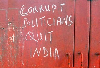 India's Selective Rage Over Corruption