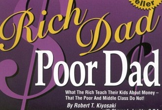 Rich Dad, Poor Dad-The Secret Of Getting Rich Revealed #BookReview