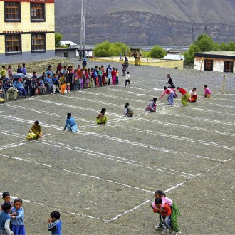 The Games We Played, The Fun We Had: Childhood Memories and Kho-Kho