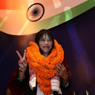 Manipur's Golden Girl, India's Pride: MC Mary Kom