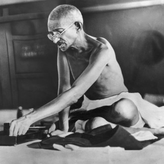 Mocking The Mahatma