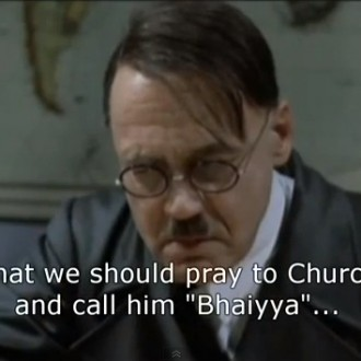 VIDEO: Hitler Responds To Asaram Bapu!