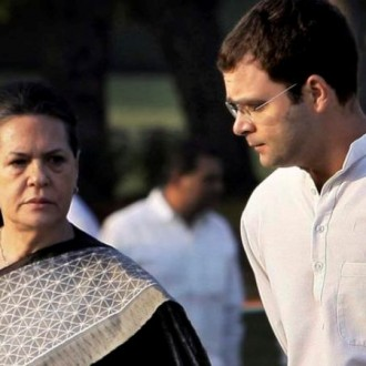 When Rahul Baba Had No Toys, Doting Mom Gifted Her Son A NATION To Run