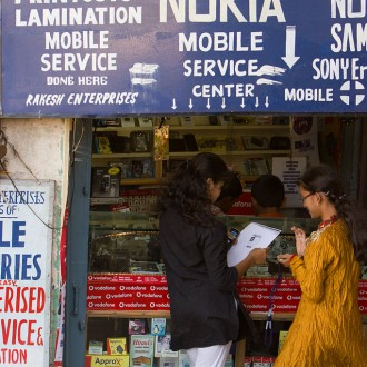 How Informal Markets Can Support The Mobile Service Sector