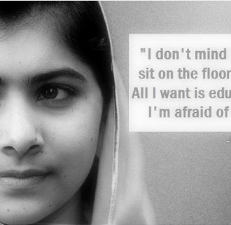 A Small Voice, Big Dreams: Malala's Tale Of Resilience