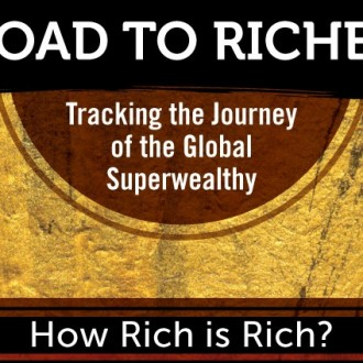 How Rich Is RICH: Tracking The Journey Of The Global Superwealthy #Infographic