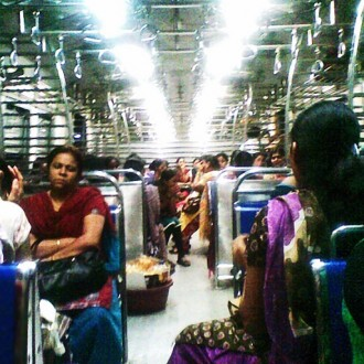The Joy Ride: An Account Of A Journey In A Mumbai Local Train