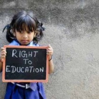 Right To Education: Still A Dream?