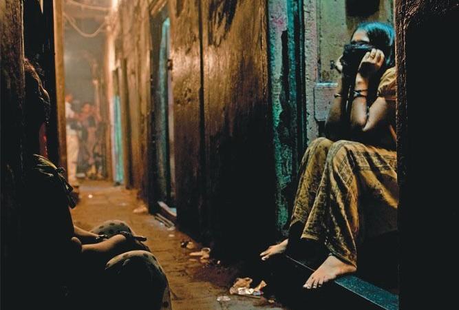prostitution in India
