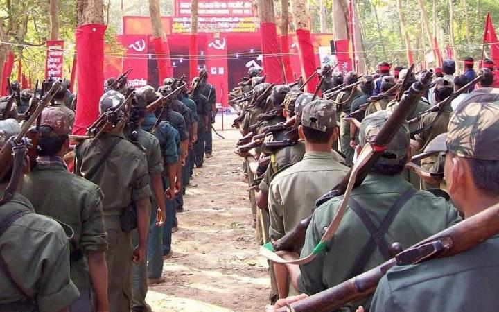 maoist balance